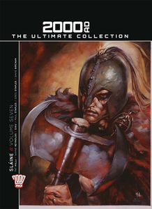 [2000AD: Ultimate Graphic Novel Collection #58 (Product Image)]