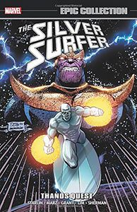 [Silver Surfer: Epic Collection: Thanos Quest (Product Image)]