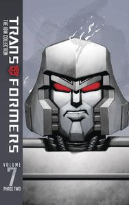 [Transformers: IDW Collection: Phase 2: Volume 7 (Hardcover) (Product Image)]