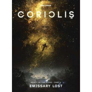 [Coriolis: Emissary Lost RPG (Product Image)]