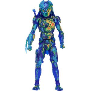 [Predator (2018): Action Figure: Thermal Vision Fugitive Predator (Product Image)]