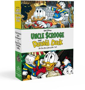 [Disney: Don Rosa: Uncle Scrooge: Library Box Set: Volume 7 & 8 (Hardcover) (Product Image)]