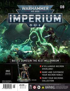 [Warhammer 40K: Imperium #8 (Product Image)]
