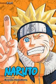 [Naruto: 3-In-1 Edition: Volume 8 (Product Image)]