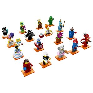 [LEGO: Minifigures: Series 18 (Product Image)]