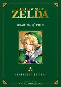 [The Legend Of Zelda: Volume 1: Ocarina Of Time (Legendary Edition) (Product Image)]
