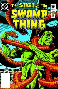 [Swamp Thing: The Bronze Age: Volume 3 (Product Image)]