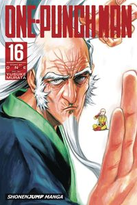 [One Punch Man: Volume 16 (Product Image)]