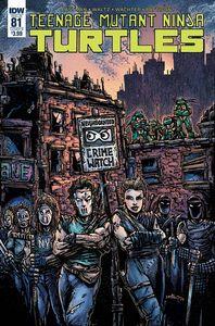 [Teenage Mutant Ninja Turtles Ongoing #81 (Cover B Eastman) (Product Image)]