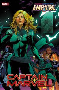 [Captain Marvel #18 (Mora Empyre Variant Emp) (Product Image)]