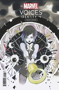 [Marvels Voices: Identity #1 (Momoko Variant) (Product Image)]