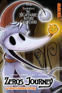[The Nightmare Before Christmas: Zero's Journey (Ultimate Edition) (Product Image)]
