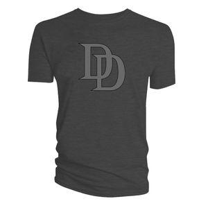 [Marvel: T-Shirts: Daredevil Costume Logo (Product Image)]