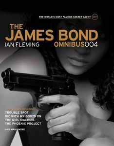 [The James Bond Omnibus: Volume 4 (Titan Edition) (Product Image)]