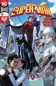 [New Super Man #18 (Product Image)]