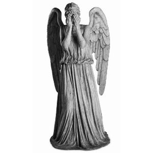 [Doctor Who: Standee: Weeping Angel (Product Image)]