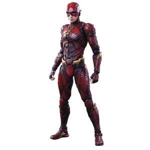 [Justice League: Play Arts Kai Action Figure: The Flash (Product Image)]