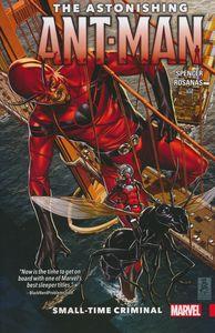 [The Astonishing Ant-Man: Volume 2: Small Time Criminal (Product Image)]