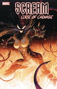 [Scream: Curse Of Carnage #6 (Tan Variant) (Product Image)]