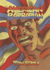 [American Barbarian: The Complete Series (Hardcover) (Product Image)]