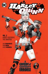 [Harley Quinn: Volume 2: Harley Destroys The Universe (Product Image)]