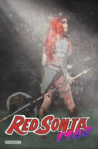 [Red Sonja: 1982 (One Shot Cover C Cosplay) (Product Image)]
