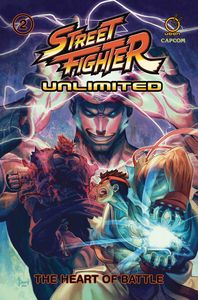 [Street Fighter Unlimited: Volume 2 (Product Image)]