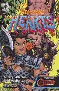 [Savage Hearts #1 (Product Image)]