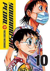 [Yowamushi Pedal: Volume 10 (Product Image)]