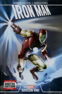 [Iron Man: Season One (Premier Edition Hardcover) (Product Image)]