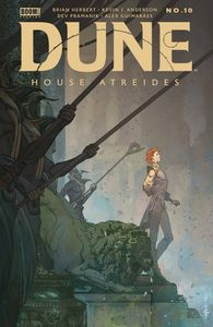 [Dune: House Atreides #10 (Cover A Cagle) (Product Image)]