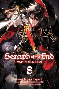 [Seraph Of The End: Volume 8 (Product Image)]