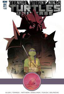 [Teenage Mutant ninja Turtles Universe #21 (Cover B Torres) (Product Image)]