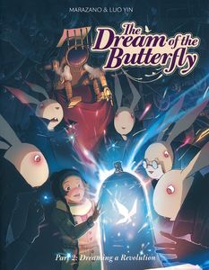 [Dream Of The Butterfly: Volume 2: Revolution (Product Image)]