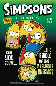 [Simpsons Comics #242 (Product Image)]