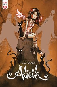 [Alisik Fall #1 (Cover B Book Variant) (Product Image)]
