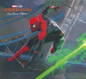 [Spider-Man: Far From Home: Art Of Movie (Slipcase Hardcover) (Product Image)]
