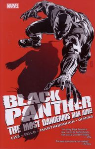 [Black Panther: The Most Dangerous Man Alive: The Kingpin Of Wakanda (Product Image)]