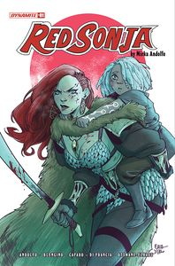 [Red Sonja: 2021 #1 (Cover D D`Urso) (Product Image)]