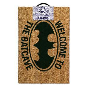 [Batman: Door Mat: Welcome To The Batcave (Product Image)]