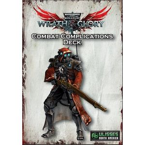 [Warhammer: Wrath & Glory: Combat Complications Card Deck (Product Image)]