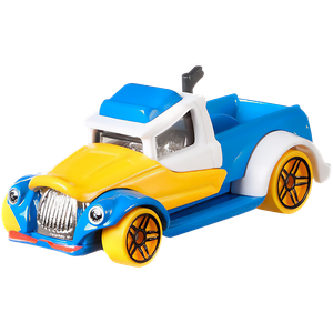 [Hot Wheels: Disney Character Cars 2019: Donald Duck (Product Image)]
