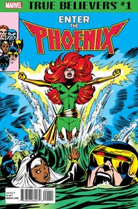 [True Believers: Enter The Phoenix (Product Image)]