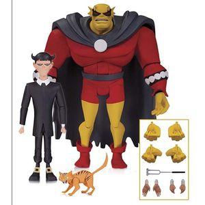 [Batman: Animated Series: Action Figures: Etrigan & Klarion (Product Image)]