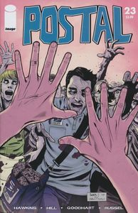[Postal #23 (Cover B Walking Dead #51 Tribute Variant) (Product Image)]