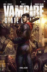 [Vampire State Building #1 (Walking Dead #1 Homage Variant) (Product Image)]