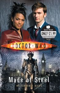 [Doctor Who: Quick Reads: Who Made Of Steel (Product Image)]