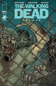 [Walking Dead: Deluxe #16 (Cover B Moore & Mccaig) (Product Image)]