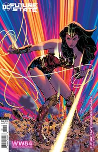 [Future State: Wonder Woman #1 (Wonder Woman 1984 Adam Hughes Card Stock Variant) (Product Image)]