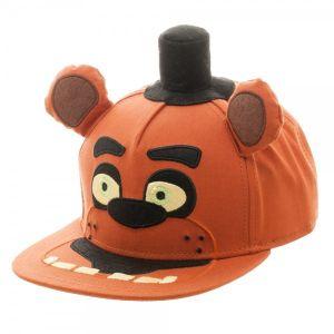 [Five Nights At Freddy's: Snapback Cap: Fazbear (Product Image)]